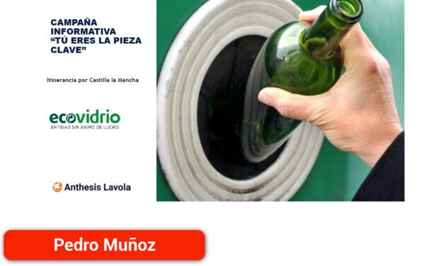 """Campaña informativa """"Tú eres la pieza clave"""" de Ecovidrio"""