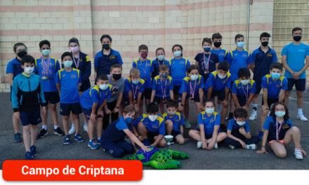 Club Natación Criptana Gigantes ha disputado el Campeonato Provincial de Verano
