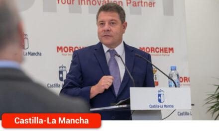 García-Page celebra que la región registre hoy el mejor comportamiento hospitalario ante el Covid de los últimos diez meses