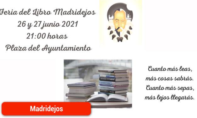 I Feria del Libro dentro de la programación de las XVII Jornadas Cervantinas 2021