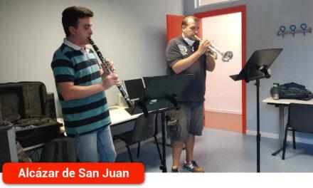La Escuela Municipal de Música visita el ciclo infantil de los colegios y recuerda que está abierto el plazo de matrícula