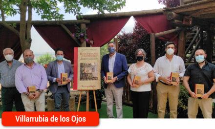 """El Mirador de la Mancha, en Villarrubia de los Ojos, es testigo de la presentación del libro de recetas """"Entre pucheros y alambiques"""", de la BAM"""