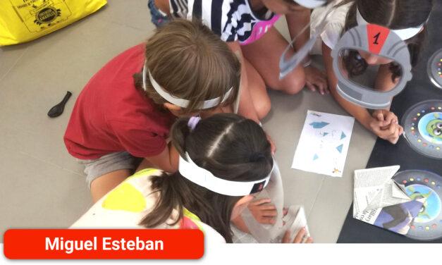La Ludoteca de Verano abrirá sus puertas para niños de Infantil y Primaria
