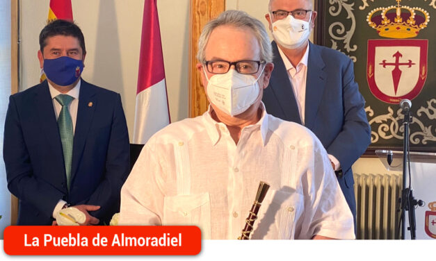 Pedro Pablo Novillo, investido Alcalde de Casa y Corte 2021 en su pueblo natal