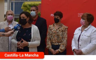 Patricia Franco: «El Gobierno regional es el que más ha invertido, tanto en gasto sanitario como en mantenimiento del tejido empresarial»