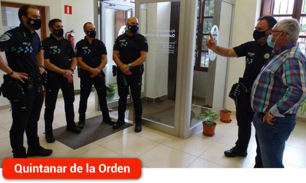 Cuatro nuevos Policías Locales formarán parte de la plantilla a partir de octubre