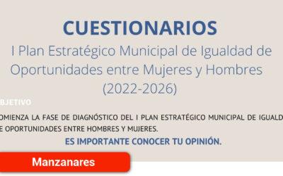 En marcha la primera fase del Plan Estratégico Municipal de Igualdad