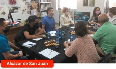 ASECEM y Ayuntamiento acuerdan facilitar actividades que favorezcan el sector comercial y turístico de la ciudad