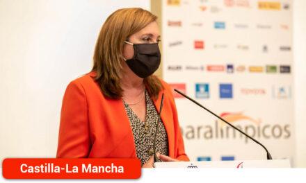 """El Gobierno regional destaca el """"momento dulce"""" que vive el deporte castellanomanchego """"que nos hace mucho más grandes como región"""""""