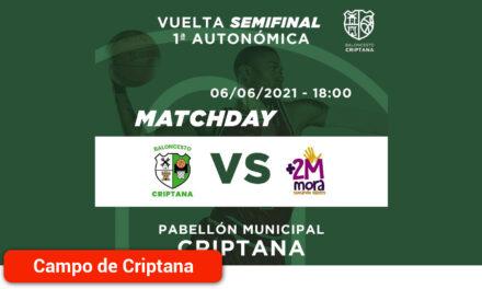 1ª Autonómica del CB Criptana se juega el domingo el ascenso a 1ª Nacional