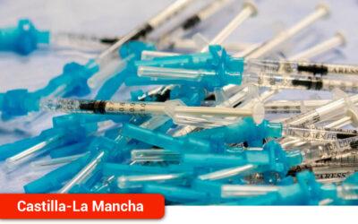 Castilla-La Mancha ha administrado casi 600.000 vacunas en julio que le ha permitido pasar del 42 al 62 por ciento de la población inmunizada