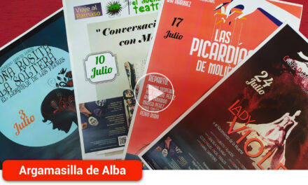 El Certamen Nacional de Teatro Aficionado celebra su XV edición con cinco obras del 3 al 25 de julio