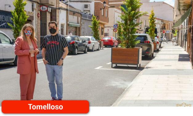 Finalizan las obras de remodelación integral de las calles Monte y Montesa