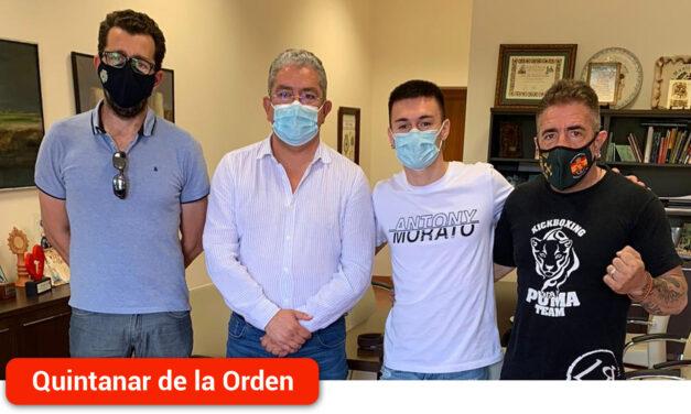 El quintanareño Antonio Collado peleará el 17 de julio en una velada oficial en la ciudad