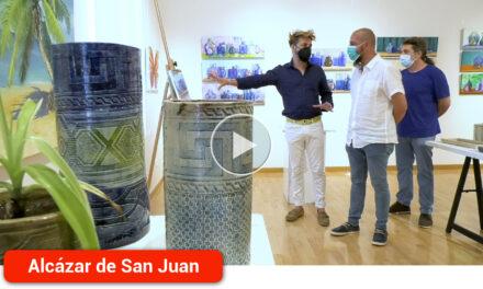La muestra de los trabajos realizados en la Universidad Popular se exponen en la Sala Luisa Alberca Lorente hasta el 26 de junio