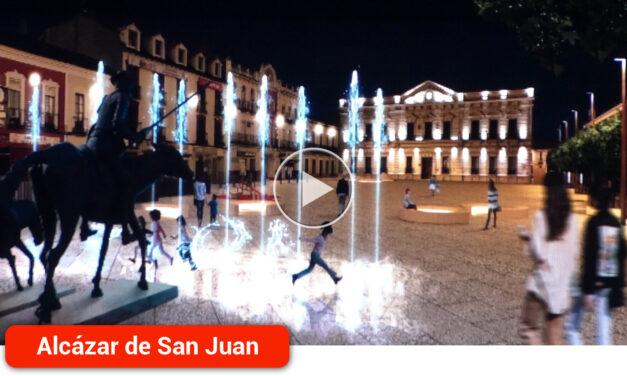 La Plaza de España se transformará en un espacio abierto, lúdico y sin barreras