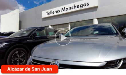 Talleres Manchegos celebra el X Aniversario de sus Jornadas de Puertas Abiertas con más de 70 vehículos Audi y Volkswagen