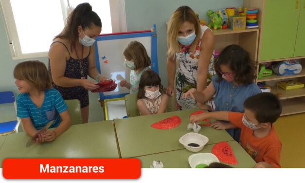 'Concilia en vacaciones' da cobertura a más de 50 familias