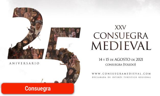 25 Aniversario de Consuegra Medieval