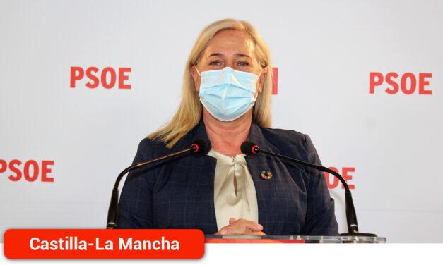 Carmen Mínguez: «A lo mejor a Núñez le iría mejor si se desvinculara de esa etapa de Cospedal que es noticia cada día por casos de corrupción»