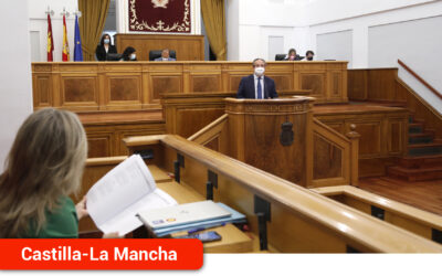 Las Cortes regionales aprueban la nueva Ley del Juego con los votos favorables de PSOE y Cs