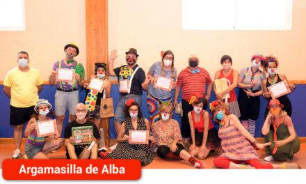 """Navarro clausuró el taller de clown impartido por la Escuela de Payasos """"Los hijos de Augusto"""""""