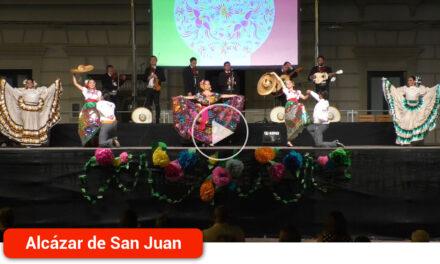 México, Tomelloso y Alcázar de San Juan hermanados en el LVII Festival Internacional de Folklore