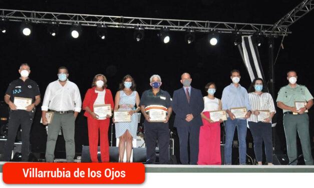 Gala de homenaje a los colectivos que han luchado contra la COVID-19