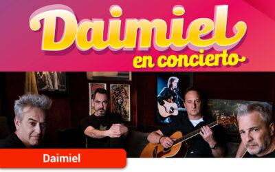 Regresa 'Daimiel en Concierto' con Hombres G como cabeza de cartel