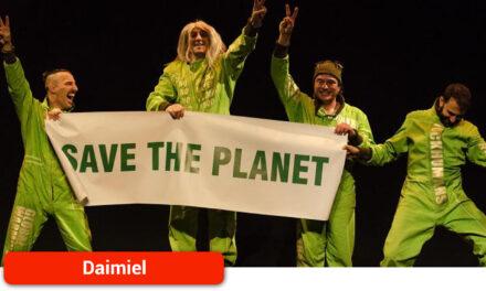 Cultura vuelve a confiar en el humor Yllana para la obra de teatro en feria