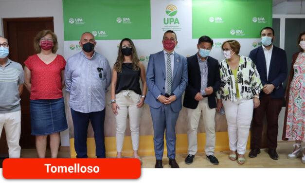 """Castilla-La Mancha sitúa a los jóvenes agricultores y ganaderos como """"pieza clave"""" de la nueva PAC"""