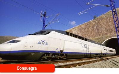 Información Pública mejora de la Línea Ave Madrid-Sevilla