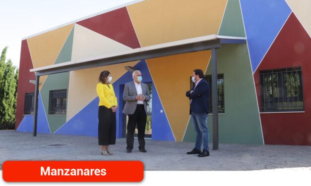 Finalizan las obras de la nueva Escuela de Música y Danza 'Guillermo Calero'