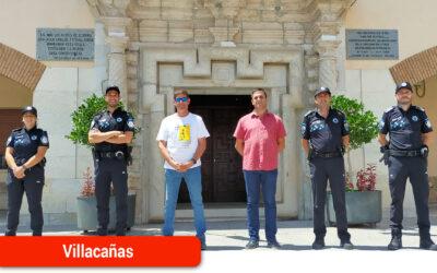 Villacañas incorpora estos días a cinco nuevos policías en prácticas