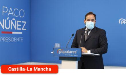 Núñez hace balance de los dos años de Gobierno de Page