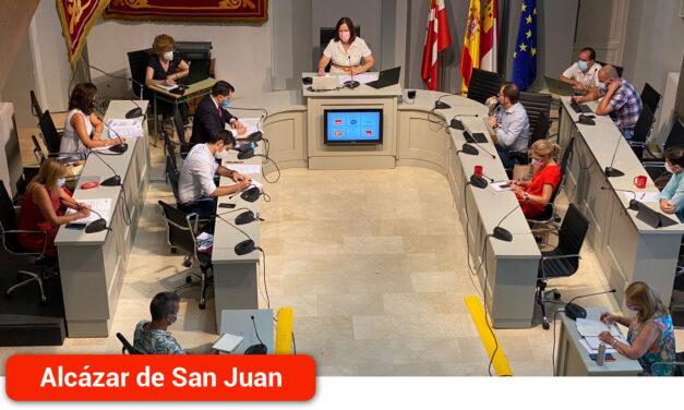 El Pleno aprueba el Plan de Estabilización de Empleo del Ayuntamiento y la Cuenta General de 2020