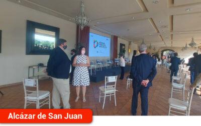 """La alcaldesa, Rosa Melchor asiste a la Jornada sobre """"Destinos Turísticos Inteligentes"""""""