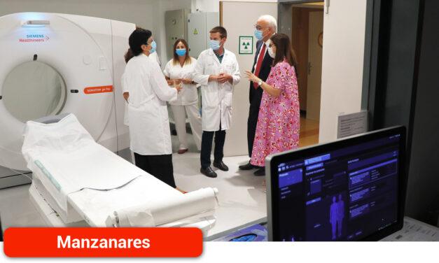 El Gobierno regional potencia el servicio de Radiodiagnóstico del Hospital con nuevos equipos de alta tecnología