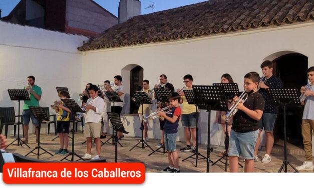 La octava edición de Música al Fresco llena de música la localidad