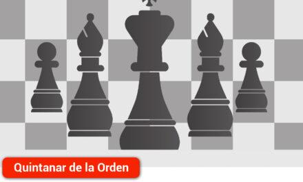 Quintanar celebrará el XXIII Torneo de Ajedrez el próximo 22 de agosto