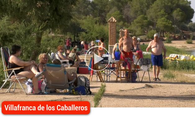 Las Lagunas de Villafranca, un oasis veraniego en medio de La Mancha