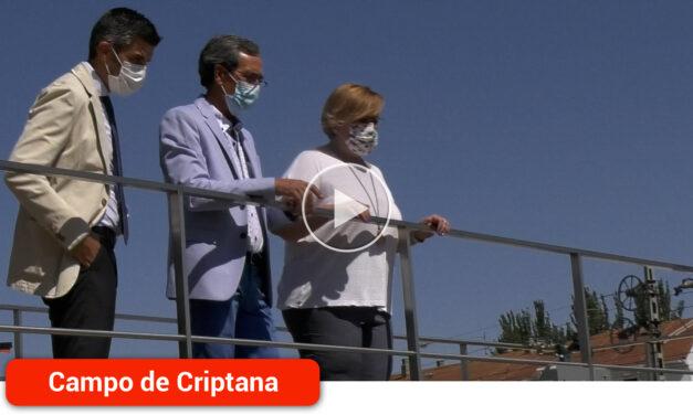 Vinícola del Carmen mejora sus instalaciones con una depuradora ecológica