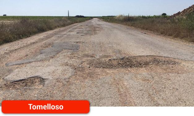 En el último año y medio se han arreglado 140 kilómetros de caminos del término municipal