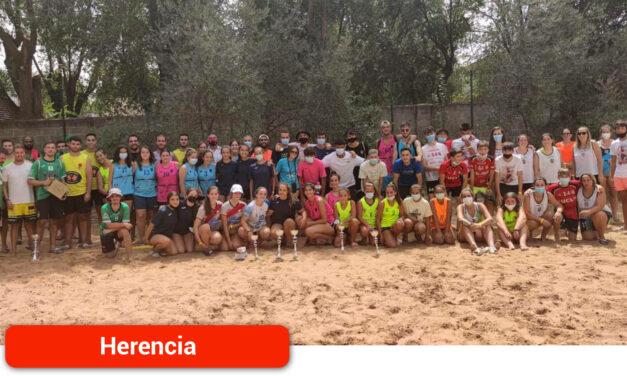 Finaliza el VI Torneo de Balonmano Playa celebrado este fin de semana