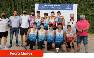 El Gobierno regional se congratula de que Castilla-La Mancha organice por primera vez la Liga regional de Balonmano Playa