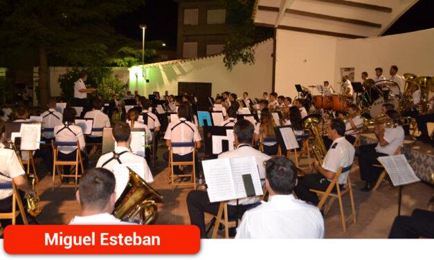 Espectacular reencuentro de la Banda Municipal de Música con su público