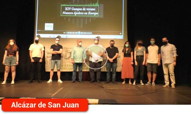 En marcha el XIV Campus de Ajedrez que perfeccionará y mejorará la técnica de los 30 participantes de 6 a 18 años