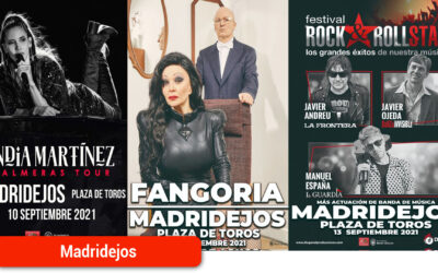 India Martínez, Fangoria y Rock & Roll Star, entre los artistas que estarán en la Feria y Fiestas 2021