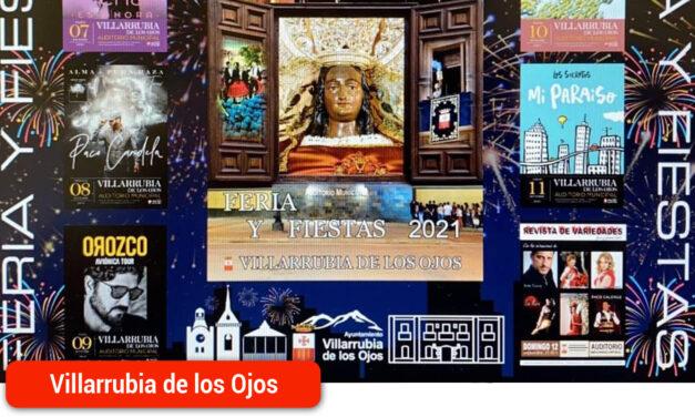 Antonio Orozco, Merche, Paco Candela y Taburete componen el cartel de los conciertos festivos