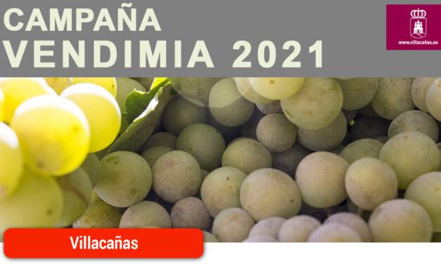 Campaña para facilitar la contratación de trabajadores para la Vendimia 2021